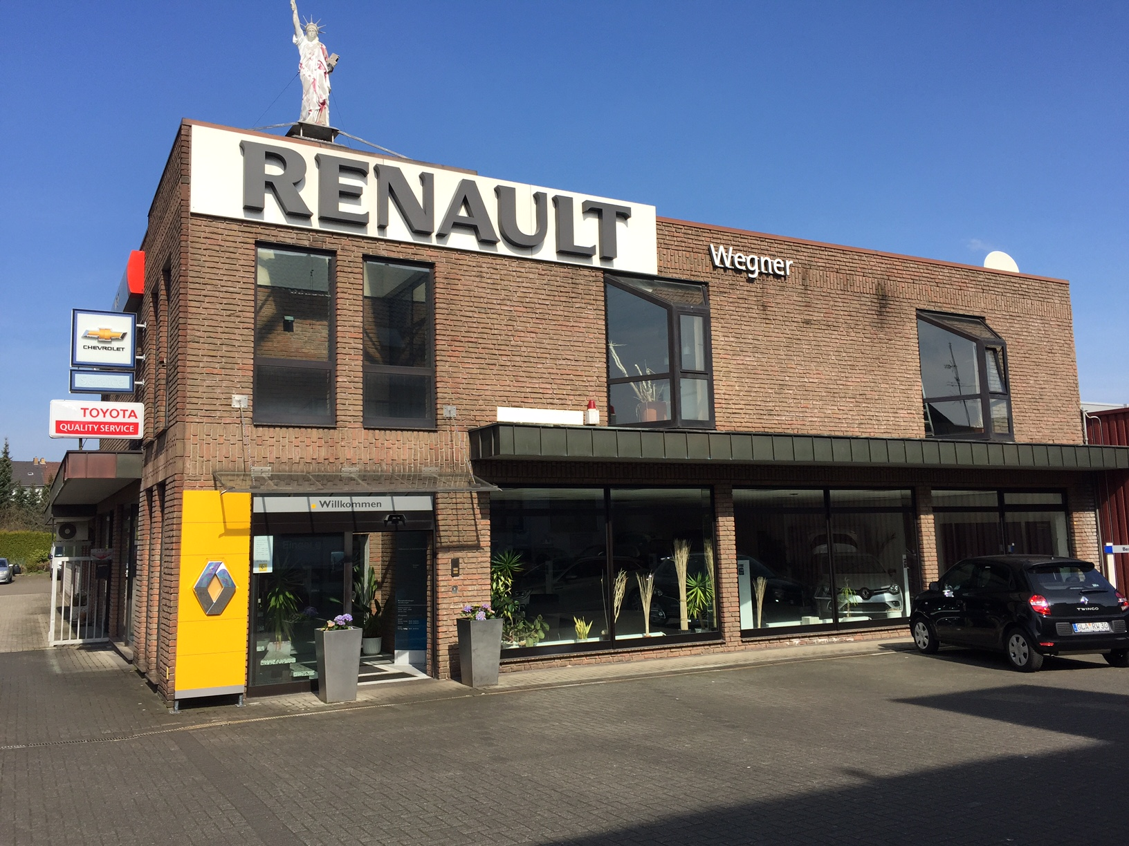 Autohaus Wegner Renault